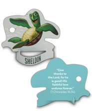 Anchored: Bible Memory Buddies (pkg. of 5)