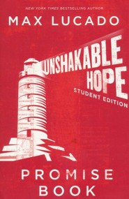 Unshakable Hope--Promise Book for Students