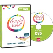 Simply Loved: Elementary Buddy Video, Quarter 1
