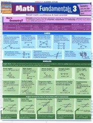 Math Fundamentals 3 Chart