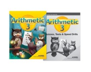 Grade 3 Arithmetic Child Kit (2019 Update)