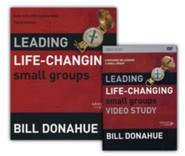 Leading Life-Changing Small Groups Curriculum Pack