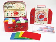Learn How to Knit Suitcase Kit