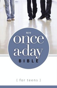 NIV Once-A-Day Bible for Teens / Special edition - eBook