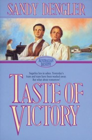 Taste of Victory (Australian Destiny Book #3) - eBook