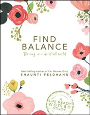 Find Balance: Thriving In A Do-It-All World, Limited Edition