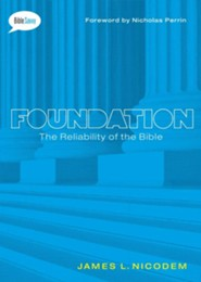 Foundation: The Reliability of the Bible / New edition - eBook