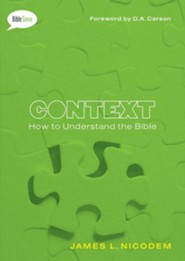 Context: How to Understand the Bible / New edition - eBook