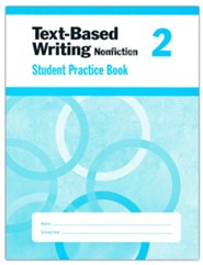 Text-Based Writing, Grade 2 Student Workbook