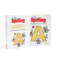A Reason for Spelling Level A Student Worktext & Teacher  Guidebook Set (2nd Edition)