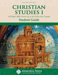Memoria Press Christian Studies Book 1