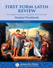 First Form Latin Review Student Book