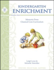 Kindergarten Enrichment (2nd Edition)
