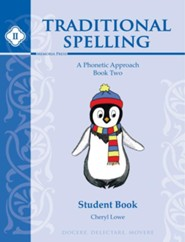 Traditional Spelling Book 2 Student Book