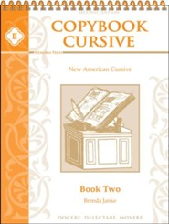 Copybook Cursive Book Two, Second  Edition