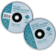 Music Appreciation Book 1 Audio  Companion CD