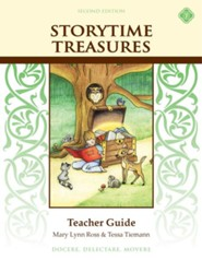StoryTime Treasures Teacher Guide,  Second Edition