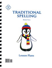 Traditional Spelling II Lesson Plans