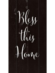 Bless This Home Buddy Insert