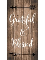 Grateful and Blessed Buddy Insert