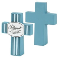 Retirement Tabletop Cross