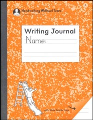 Writing Journal A (Grade K; 2018 Edition)