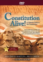Constitution Alive: A Citizen's Guide - 4 Disc Set: Vol. 1 - Introduction, Seeds of Liberty and Overview [Streaming Video Rental]