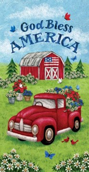 God Bless America, Truck and Barn, Buddy Insert