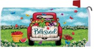 Blessed, Truck, Mailbox Cover