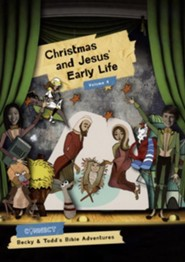 Christmas and Jesus' Early Life: Volume 4