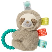 Molasses Sloth Taggie Rattle