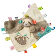 Molasses Sloth Taggie Character Blanket