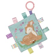 Crinkle Me Flora Fawn Taggie