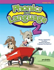 Phonics and Language 2 Teacher Key