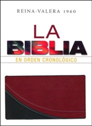 Imitation Leather Burgundy / Black Book Spanish