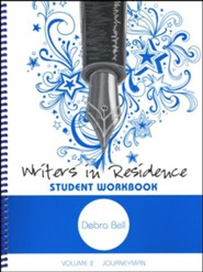 Writers in Residence Volume 2 Extra Student Workbook