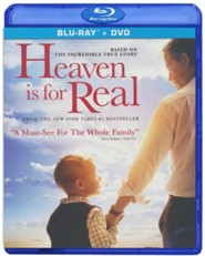 Heaven Is For Real, Blu-ray/DVD Combo