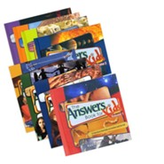 The Answers Book for Kids, Volumes 1-8