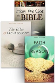 Defending the Bible, 3-Book Bundle