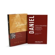 Daniel - Reformed Expository Bible Commentary and Study / 2  Pack