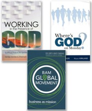 Working with God, 3 volumes