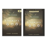 Power Knowing God DVD & Workbook