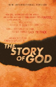 NIV, The Story of God, Paperback
