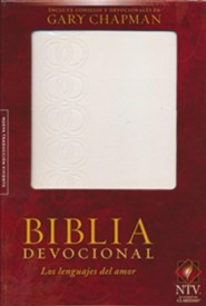 Imitation Leather White Book Red Letter with Design Spanish