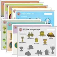 Answers Bible Curriculum PreK-1 Unit 6 Take Home Sheets (1 Pack; 2nd Edition)