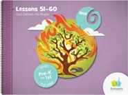 Answers Bible Curriculum PreK-1 Unit 6 Flip Chart (2nd Edition)