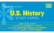 U.S. History SparkNotes Study Cards