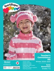 HeartShaper: Early Elementary Teacher's Convenience Kit Winter 20-21