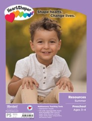 HeartShaper: Preschool Classroom Resources, Summer 2020