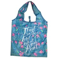 Trust in the Lord Reusable Shopping Bag